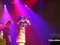 Kid Ink live @ Highline Ballroom ()