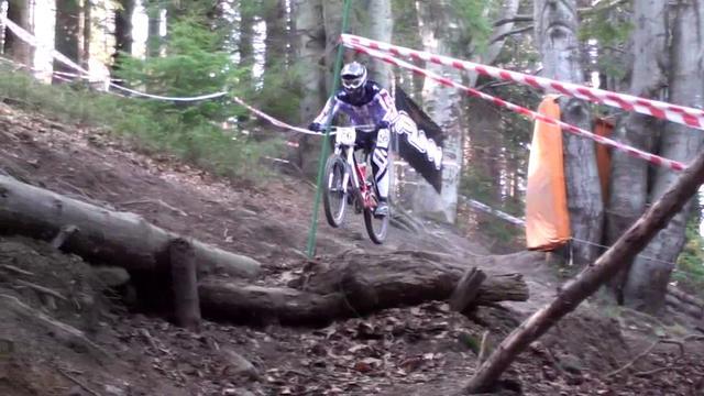 Downhill Contest Wisła-Stożek 2012 - Puchar Polski #1