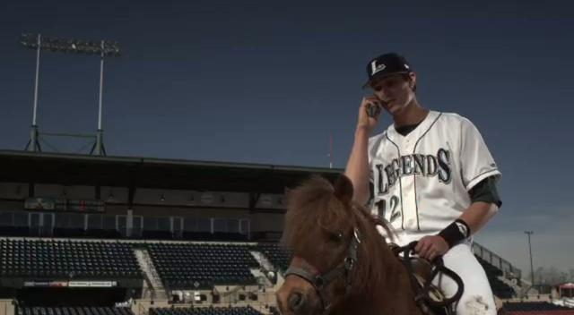 "Legends Baseball ""Pony"""