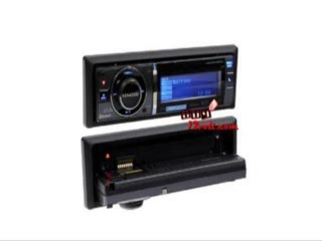 Best and Top Rated In-dash DVD Players Video Receivers at