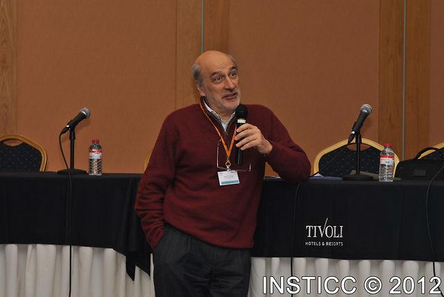 """Somatosensory Brain Machine Interfaces"" Dr. José C. Príncipe (BIOSTEC 2012)"
