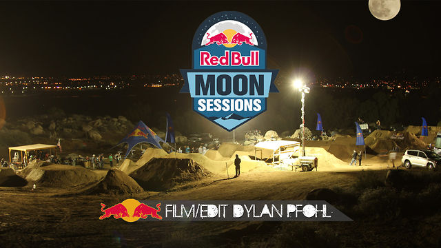 RedBull Moon Session