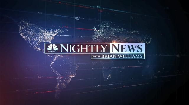 Nightly News Redesign