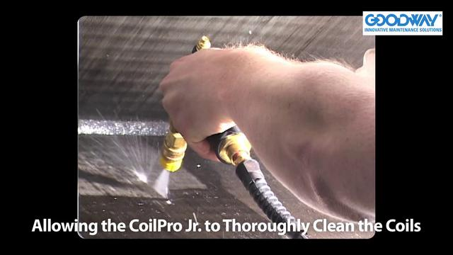 CoilPro Jr Portable Coil Cleaner