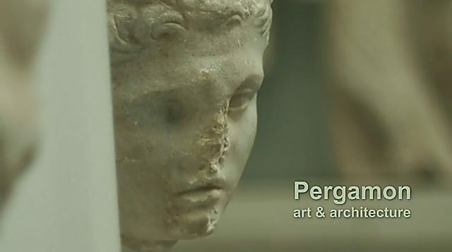 Pergamon - art & architecture