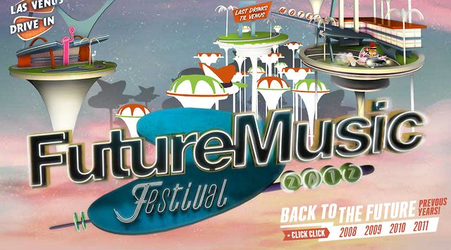 Future Music Festival Tour