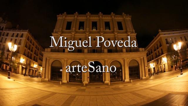 Miguel poveda presenta artesano teatro real de madrid on - Artesanos de madrid ...
