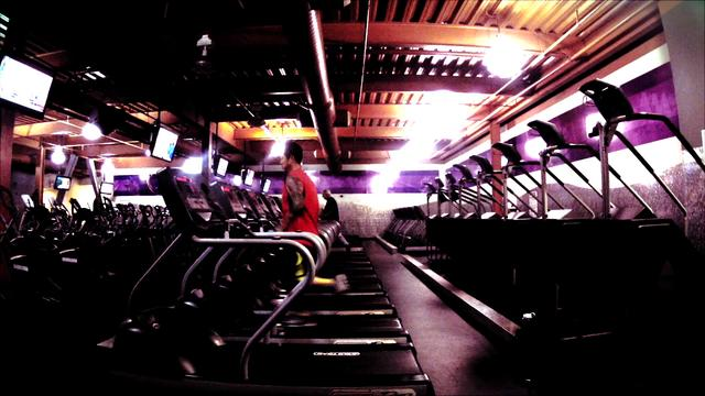 Train at night for muscle, strenght & less fat?
