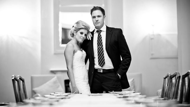 Thomas + Tamsyn - Vineyard Hotel