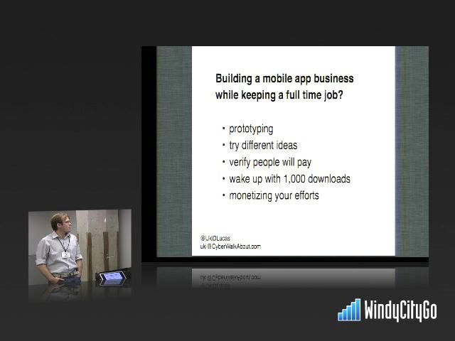 Challenges of Building Mobile Business: From Startup to Angel Investment