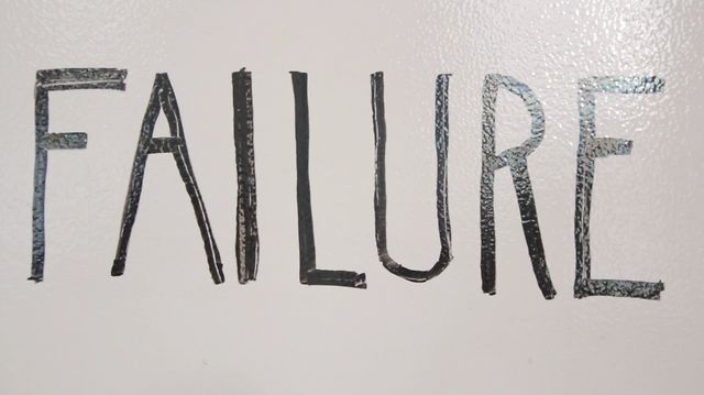 Why Failure Might Just be the Most Important Step Towards Success