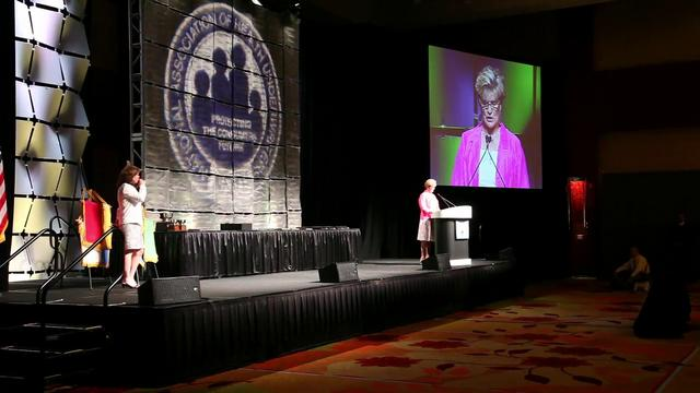 NAHU Annual Convention, Las Vegas 2012