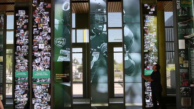 University of Oregon Ford Alumni Center (short demo)