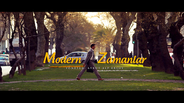 Короткометражный фильм Modern Times