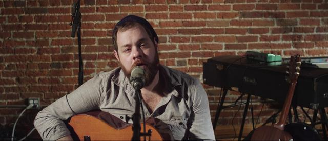 Nathaniel Rateliff sings Good Son by Joe Sampson