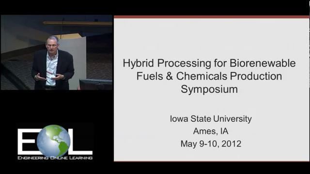 Hybrid Processing for Biorenewable Fuels & Chemicals Production Symposium