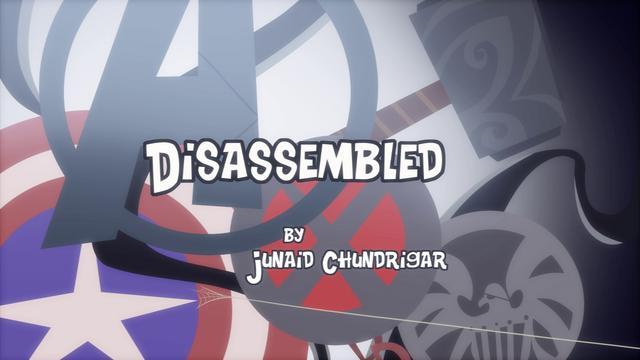 【Disassembled - 英雄也有倒楣的一天】【Ayae】