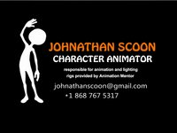 Johnathan Scoon Character Animation Reel September 2010