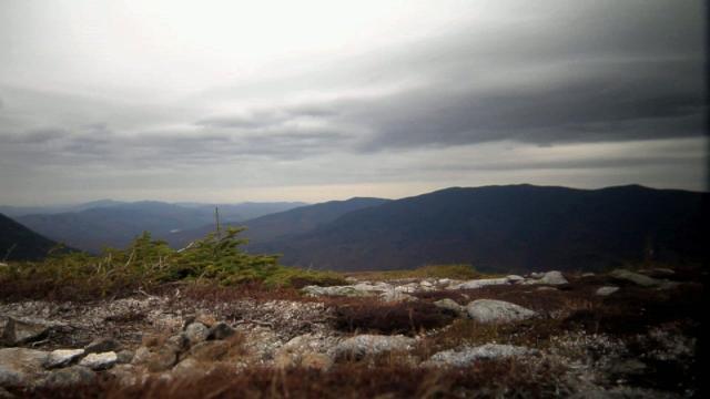New Hampshire's White Mountains