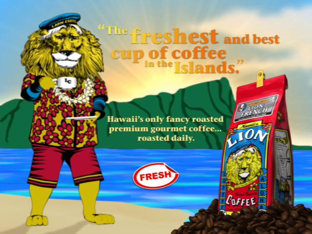 Lion Coffee – Best