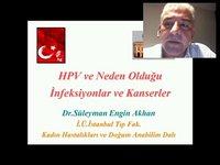 Prof. Dr. Süleyman Engin Akhan - HPV Nedir? - Facebook'dan Canlı Yayın