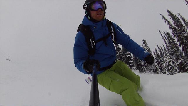 Heli Skiing in Canada
