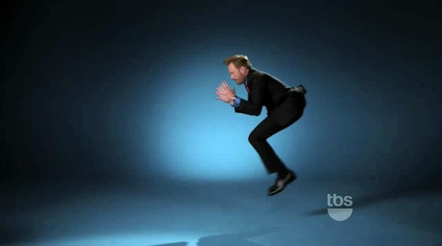 Conan's Got Dance Moves!-Heiluvat Kassit