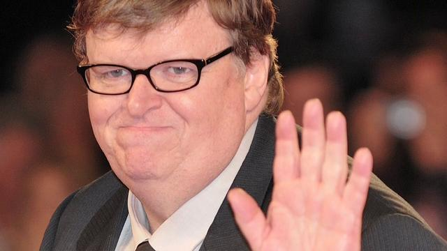 Michael Moore Is A Rich Man - Laugh Out Loud  - New Topical Song about the music industry's buy-out of the Occupy Movement