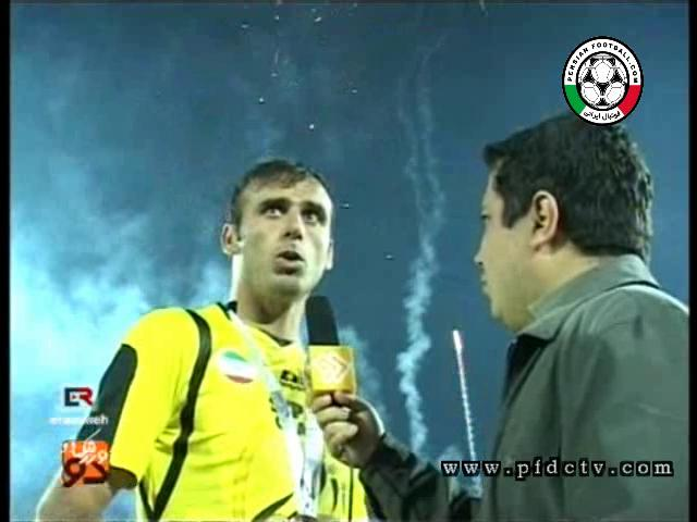 INTERVIEWS | Sepahan – Champion of Persian Gulf Cup 11/12