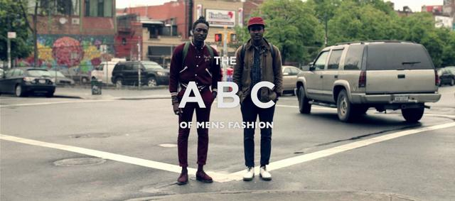 THE ABC OF MENS FASHION - STREET ETIQUETTE