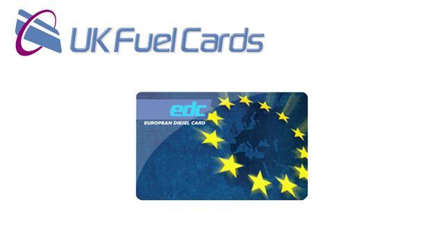 EDC Fuel Card