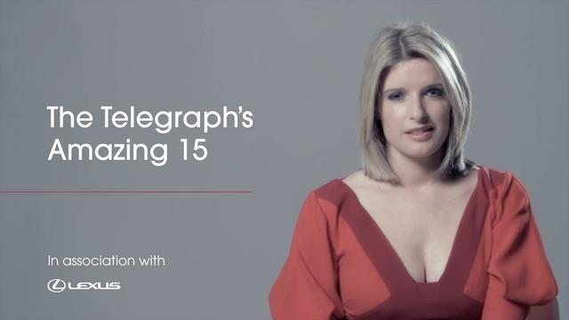Telgraph&#039;s Amazing 15 - Sarah Stirk
