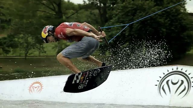 Nicoboco Wake Jam - Red Bull