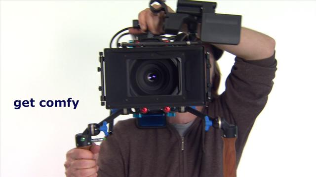 Canon EOS C300 - Modular System by Denz
