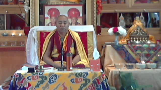 Khenchen Rinpoche - Day 21, 1 of 2wmv