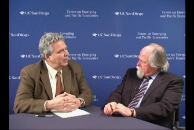 Professor Jacques Marcovitch Interview