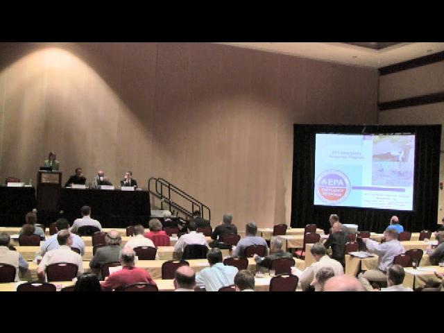 2012 Mid-Year Meeting Plenary Session: U.S. EPA Emergency Response Lessons Learned