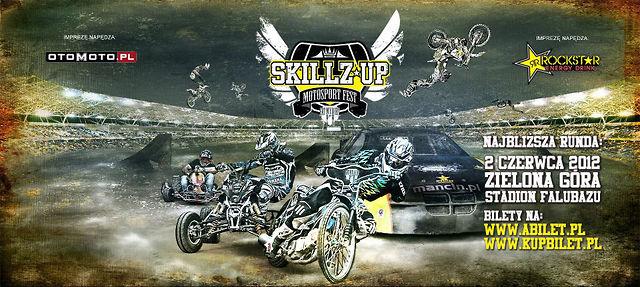 Spot zapowiadający - Skillz Up Cup 2012 - Zielona Góra