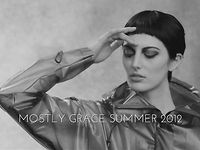 MOSTLY GRACE Lookbook S/S12