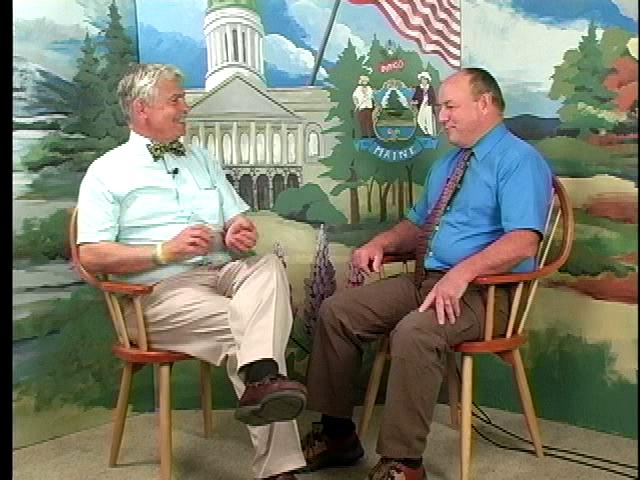 Talkin&#039; Maine - 2012 Franklin County Sheriff Primary Candidates