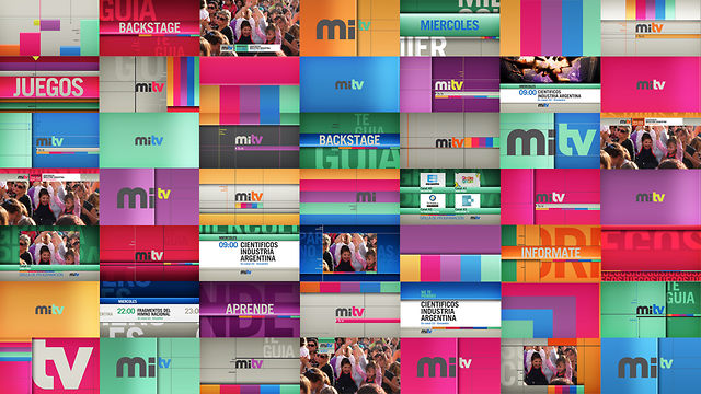 MiTV - CHANNEL BRANDING (REEL)