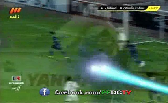 Nasaf Qarshi (UZB) Vs. Esteghlal Tehran | MATCH HIGHLIGHTS [ACL 2012 - Group A]