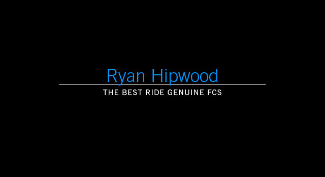 Genuine FCS - Ryan Hipwood