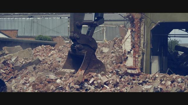 AR Demolition action in reverse