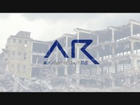 AR Demolition Ltd in action