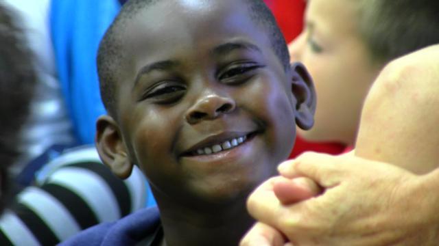 Wilton Manors Elementary - Passport to Peace Program 2012