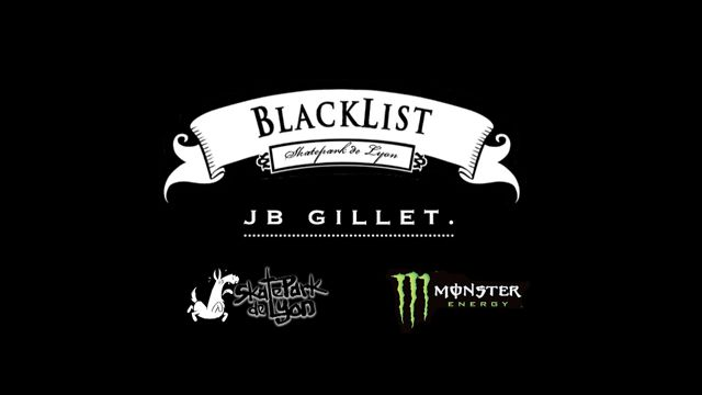 Blacklist - Jb Gillet