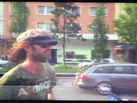 Die Leude in Hamburg aufem Kiez am 1. Mai (LOMOKINO) (00:50)