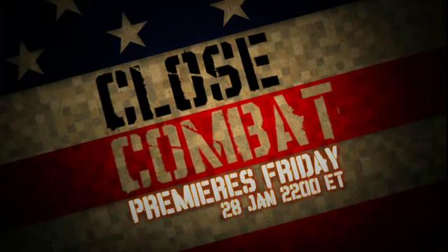 """Close Combat"" 2011 EMMY award winner - Military Program/Special"