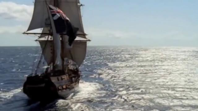 """""""Taking The Ship"""" Music composed by Michael Maina for Paramount Domestic Television"""